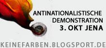 kleiner Banner für Keine Farben Blog